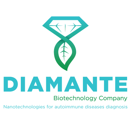 Logo Diamante biotech technolgy